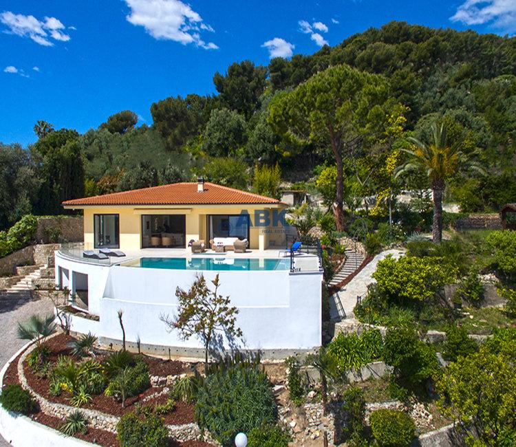 Hameau Roquebrune Cap Martin - Magnificient villa to let